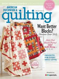 7 best Free Magazines images on Pinterest   Free magazines ... & Mailbox Must-Haves American Patchwork & Quilting Magazine Subscription Adamdwight.com