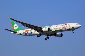 Airbus A330 302 Seating Chart Eva Air Fleet Airbus A330 300 Details And Pictures Eva Air
