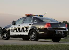 Chevy Recalls SS & Caprice Police Cruisers For Seatbelt Failure ...