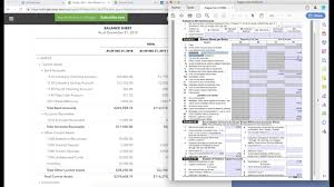 Online Balance Sheet Quickbooks Online 2019 Tutorial Clean Up Last Years Erroneous Balance Sheet Advanced
