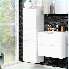 Hochschrank Badezimmer Bad Hochschrank In Hochglanz Weiß 50cm Breit