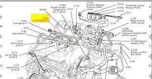 similiar ford escape motor diagram keywords 2005 ford escape engine diagram car tuning