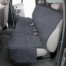 custom rear seat protector 2003 07 nissan murano polycotton grey dcc4208gy