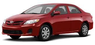 Amazon.com: 2013 Toyota Corolla Reviews, Images, and Specs: Vehicles