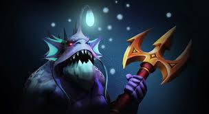 dota 2 wallpapers dota 2 art slardar by hawksarts