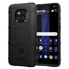 Huawei Porsche Design Phone Full Coverage Shockproof Tpu Case For Huawei Mate Rs Porsche Design Black