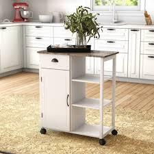 Kitchen marble top Kitchen Cabinet Queens Kitchen Cart With Marble Top Thesynergistsorg Kitchen Cart With Marble Top Wayfair