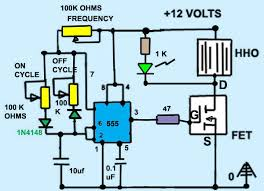 hydrogen fuel this rough circuit based on the videos of working pwm s should function although there are many electronic values that are not tuned nor ideal