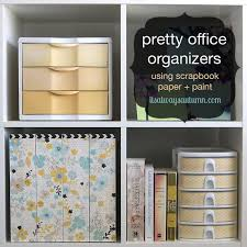 diy office ideas. Pretty Office \u0026 Craft Supplies Organization Diy Ideas