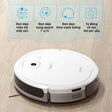 Giá bán Robot hút bụi thông minh Ecovacs Deebot DJ35 HÀNG MỚI 100% BẢO HÀNH  12