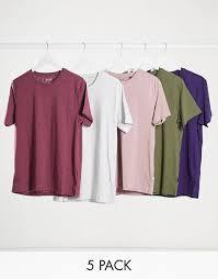 Мужские <b>футболки с круглым</b> вырезом | ASOS
