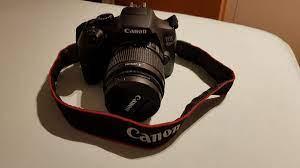 Canon Eos 1300 d dslr Kamera in 6130 Schwaz für € 300,00 zum Verkauf