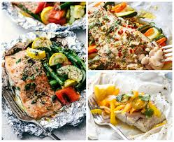 20 quick easy foil packet dinner recipes
