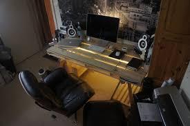 pallet furniture desk. How To Build A Desk From Wooden Pallets \u2013 DIY Pallet Furniture Ideas T