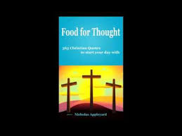 Christian Food For Thought Quotes Best of Food For Thought 24 Christian Quotes To Start Your Day With