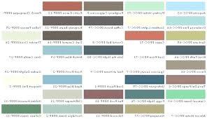Behr Paint Colors Chart Behr Paint Color Chart Hispamun Com