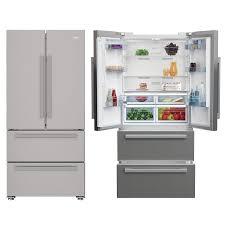 beko gne60120x 601 litre refrigerator