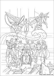Coloriages gratuits à imprimer avec une variété de thèmes que vous pouvez imprimer et colorier. Coloriage X Men Heros Legendaire Dessin Gratuit A Imprimer