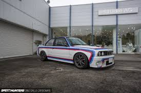 An Alpina E30 For The Street - Speedhunters