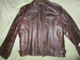 show me your brown leather jackets lesco 001 jpg