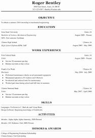 Civil Engineer Resume Fresher Sample Resume Format For Civil Engineer Fresher New Inspirational 16