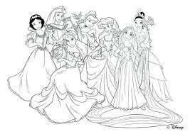 Disegni Di Principesse Disney Da Colorare Coloratutto Website