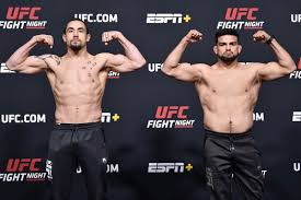 Access to ufc events, the entire ufc fight library, live martial arts events from around the world and exclusive original series and shows. Ufc Fight Night Start Time When The Main Card And Whittaker Vs Gastelum Begin On Saturday On Espn Draftkings Nation
