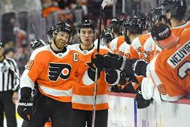 flyers nhl while you were celebrating the flyers were tearing up the nhl