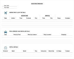 travel budget worksheet vacation itinerary template travel spreadsheet budget