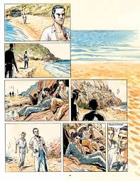required reading classic gets the graphic novel reboot it deserves jacques ferrandez
