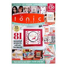 Tonic Studios Design Collection Magazine Tonic Studios Design Collection Kit 6 Tsdc Kit6