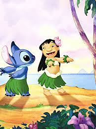 Cute Lilo and Stitch Disney Character ...