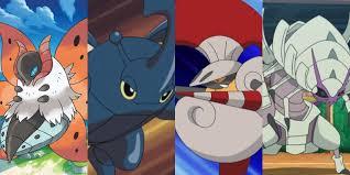 The 10 Best Dual-Type Bug Pokémon, Ranked