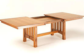 mission style table arts and crafts dining plans best of room free kitchen mission style