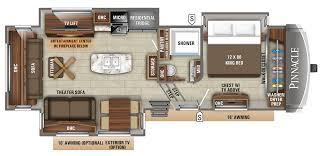 Jayco Designer 32rlts Pinnacle Luxury Fifth Wheel Floorplans Prices Jayco Inc