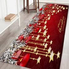 details about carpet rug anti slip pad kitchen room floor mat decor lots