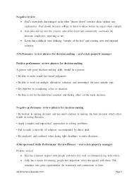 job performance evaluation real estate property manager job description