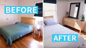minimal masculine bedroom design girlfriend approved