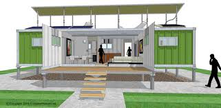 Container House Interior Design - Container house interior
