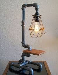 20 Inexpensive Industrial Pipe Lamps Diy Ideas Industrial Designs