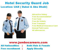 security salary hotel security jobs in dubai december 2017 hotel security job