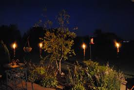 lighting tiki torches. Traditional Tiki Torch Design For Your Outdoor Patio Area: Lighting Torches I