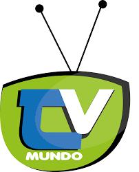 tv logo. tv mundo logo