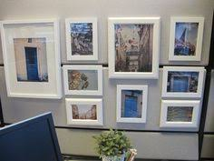 Decor for office Blue Put Your Decor In Cheap Matching Frames For An Easy Upgrade 54 Ways To Pinterest 142 Best Office Decor Images Desk Ideas Office Ideas Offices