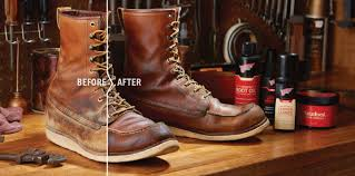 how to care for red wing boots