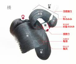 「日本髪(文金高島田」の画像検索結果