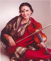 VIOLIN RECITAL BY DR. N RAJAM