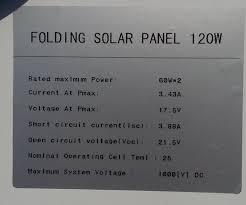 120w 100w new 150w folding portable solar panel kit titan energy 120w 100w new 150w folding portable solar panel kit titan energy uk for charging a battery 10acontroller cable mc4 connectors amazon co uk garden