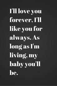 I Ll Love You Forever Quotes Unique Baby I Love You Forever Quotes 48 Joyfulvoices
