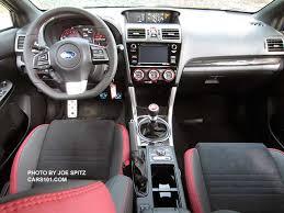 subaru wrx 2016 interior. Interesting Subaru 2016 Subaru WRX STI Interior Photo Page And Wrx Interior U